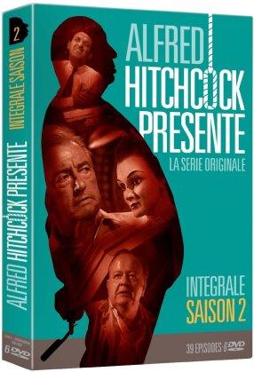 Alfred Hitchcock présente - La série originale - Saison 2 (s/w, 6 DVDs)