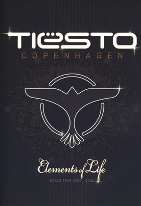 Dj Tiësto - Copenhagen - Elements of Life (2 DVDs)