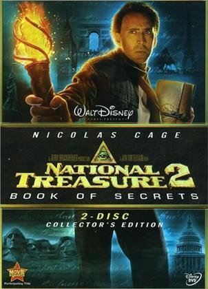 National Treasure 2 - Book of Secrets (2007) (Collector's Edition, 2 DVDs)