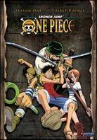 One Piece Vol. 1 - First Voyage (Uncut)