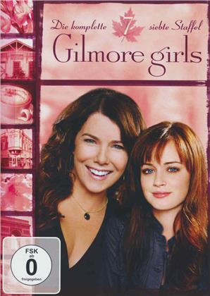 Gilmore Girls - Staffel 7 (6 DVDs)