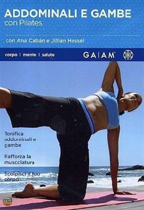 Addominali e gambe con Pilates - (GAIAM)