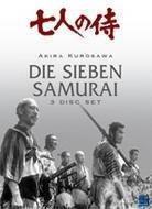 Die Sieben Samurai (1954) (Complete Edition, 3 DVDs)