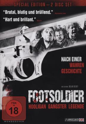 Footsoldier - Hooligan Gangster Legende (2007) (Special Edition, 2 DVDs)