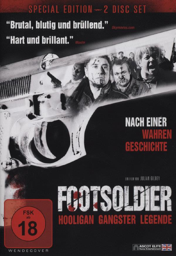 Footsoldier - Hooligan Gangster Legende (2007) (Edizione Speciale, 2 DVD)