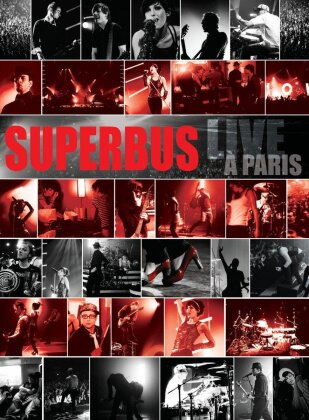 Superbus - Live à Paris (Edizione Limitata, DVD + CD)