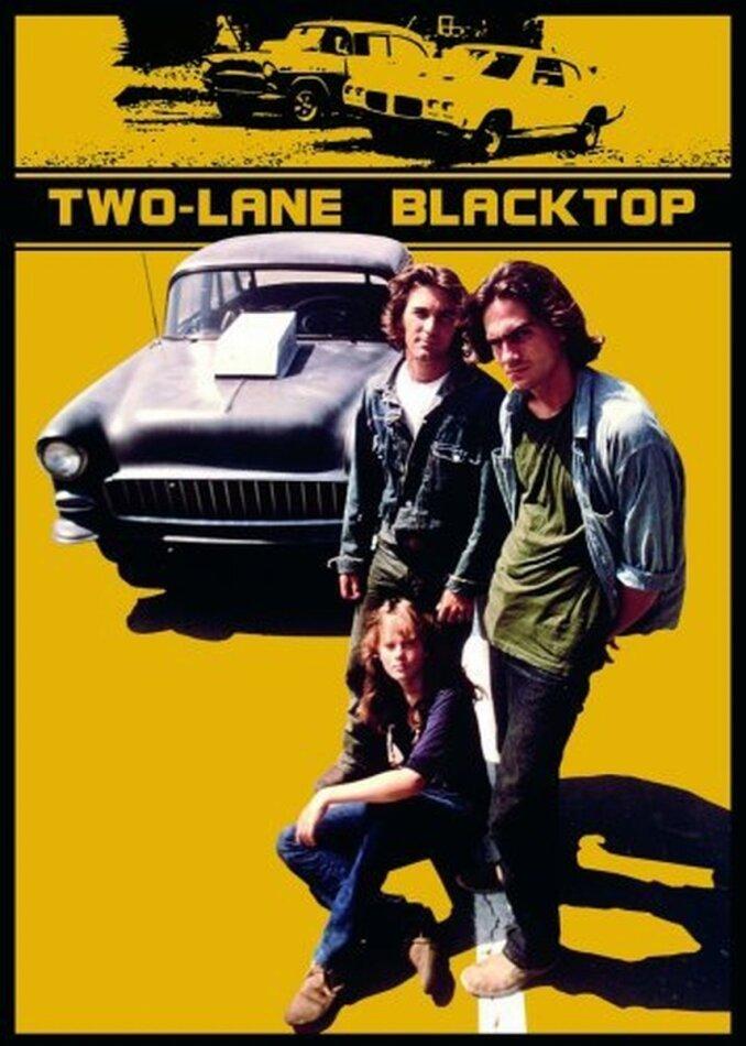 Two-Lane Blacktop - Asphaltrennen (1971)