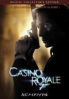 James Bond: Casino Royale (2006) (Limited Collector's Edition, 2 DVDs)