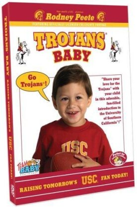 Team Baby - Baby Trojan Raising Tomorrow's Usc Fan