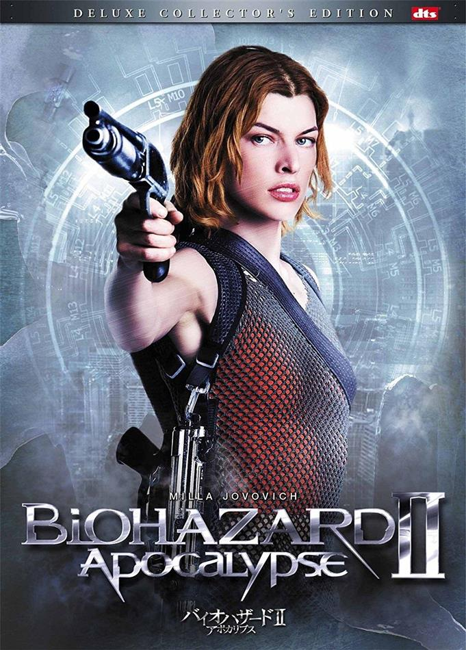 Biohazard II - Apocalypse (2004) (Deluxe Collector's Edition, 2 DVDs)
