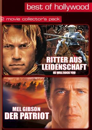 Ritter aus Leidenschaft / Der Patriot - Best of Hollywood 25 (2 Movie Collector's Pack)