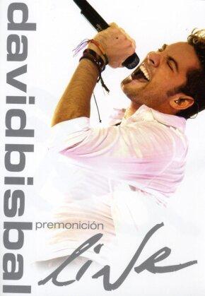 Bisbal David - Premonicion Live (2 DVDs)