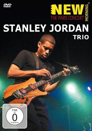 Stanley Jordan Trio - New Morning - The Paris Concert