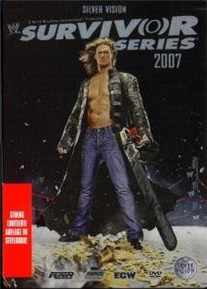 WWE: Survivor Series 2007 (Edizione Limitata, Steelbook)