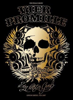 Vier Promille - Ein Letzter Gruss - Live in Leipzig (DVD + 2 CDs)