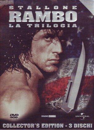 Rambo - La Trilogia (Collector's Edition, 3 DVDs)