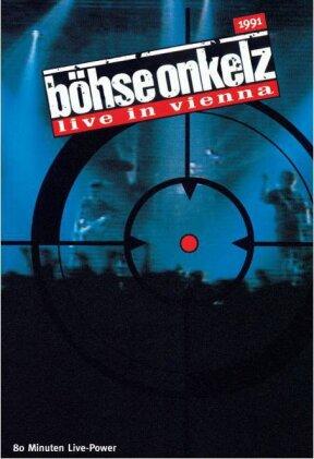 Böhse Onkelz - Live in Vienna 1991