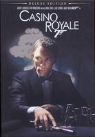 James Bond: Casino Royale (2006) (Deluxe Edition, 3 DVDs)