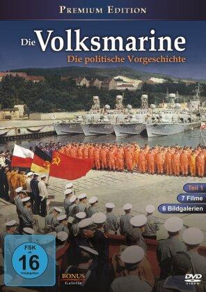 Die Volksmarine - Teil 1 - Die politische Vorgeschichte (s/w, Premium Edition)