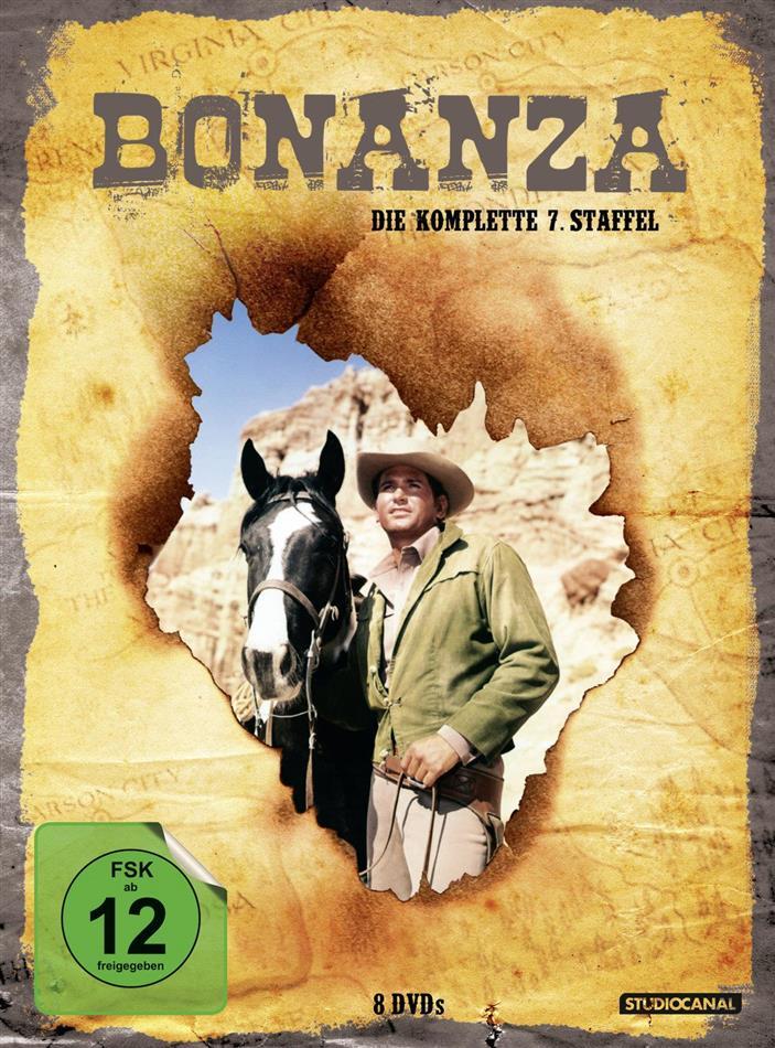 Bonanza - Staffel 7 (8 DVDs)