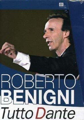 Roberto Benigni - Tutto Dante - Vol. 2 (3 DVDs)