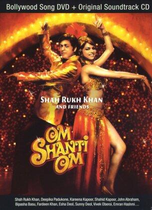 Om Shanti Om - (Bolllywood Song DVD + CD) (2007)
