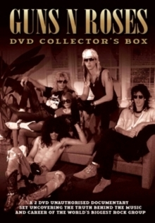 Guns N' Roses - DVD Collector's Box (Collector's Edition, Inofficial)