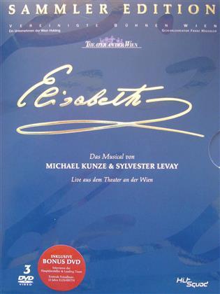 Elisabeth - Das Musical Sammler Edition - Live aus dem Theater an der Wien (3 DVDs)