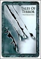 Tales of Terror Film Collection (Collector's Edition, 4 DVDs)