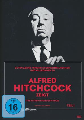 Alfred Hitchcock zeigt - Teil 1 (New Edition, 3 DVDs)