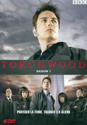 Torchwood - Saison 1 (BBC, 4 DVDs)
