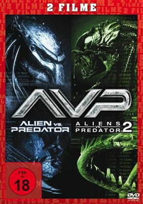Alien vs. Predator / Aliens vs. Predator 2 (2 DVDs)