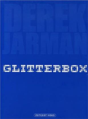 Glitterbox: Derek Jarman X 4 (Remastered, 4 DVDs)