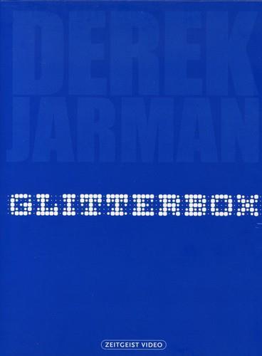 Glitterbox: Derek Jarman X 4 (Remastered, 4 DVDs)