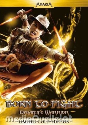 Born to Fight (2006) (Limited Gold Edition)