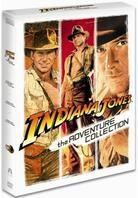 Indiana Jones Trilogie - (Limited Repack Box / 3 DVDs)