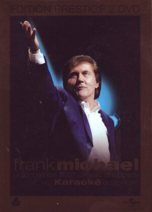 Michael Frank - Au palais des sports 2007 (Deluxe Edition, 2 DVDs)