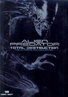 Alien & Predator - Total Destruction Box (Limited Edition, 18 DVDs)