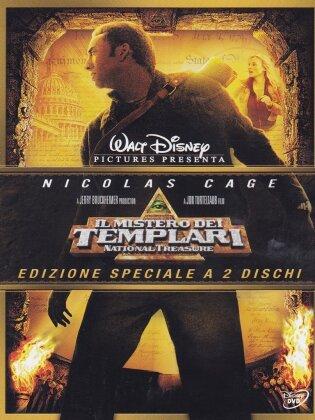 Il mistero dei Templari - National Treasure (2004) (Special Edition, 2 DVDs)