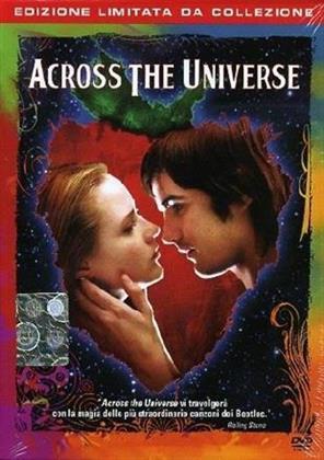 Across the Universe (2007) (Edizione Limitata, 2 DVD + Libro)