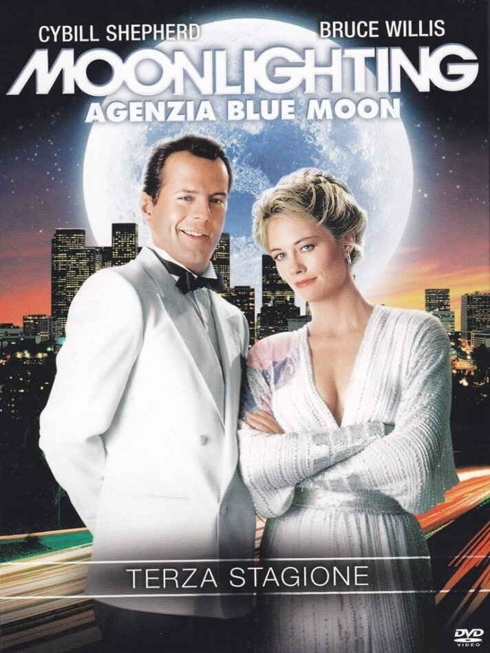 Moonlighting - Agenzia Blue Moon - Stagione 3 (4 DVDs)