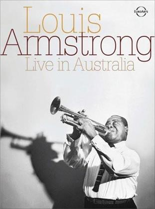 Louis Armstrong - Live in Australia 1964 (Medici Arts)