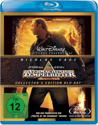 Das Vermächtnis der Tempelritter (2004) (Collector's Edition)