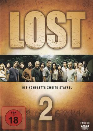 Lost - Staffel 2 (7 DVDs)