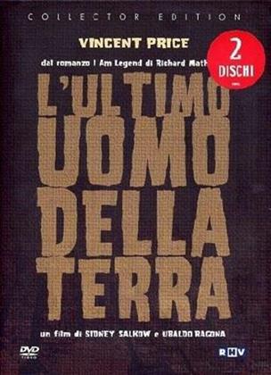 L'ultimo uomo della Terra (1964) (s/w, Collector's Edition, 2 DVDs)