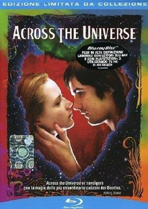 Across the Universe (2007) (Limited Edition, 2 Blu-rays + Buch)