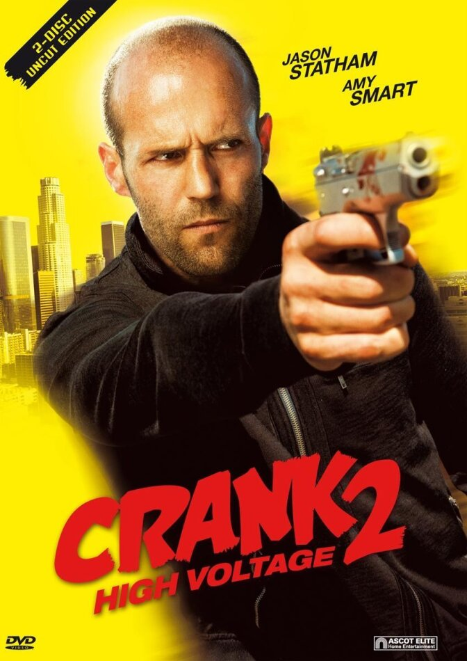 Crank 2 - High Voltage (2009) (2 DVDs)