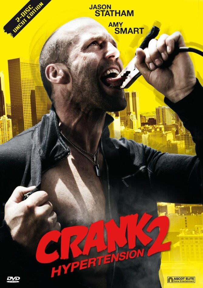Crank 2 - Hyper Tension (2009) (2 DVDs)