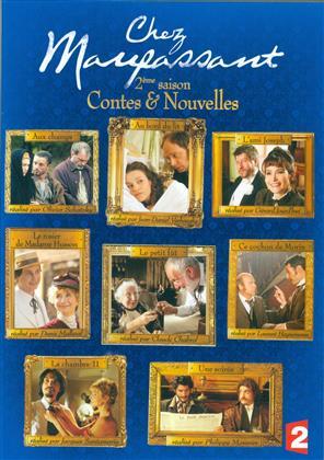 Chez Maupassant - Contes & Nouvelles - Saison 2 (2 DVD)