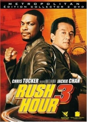 Rush Hour 3 (2007) (Collector's Edition, 2 DVD)